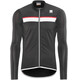 Sportful Pista Long Sleeve Jersey Men black/white-red